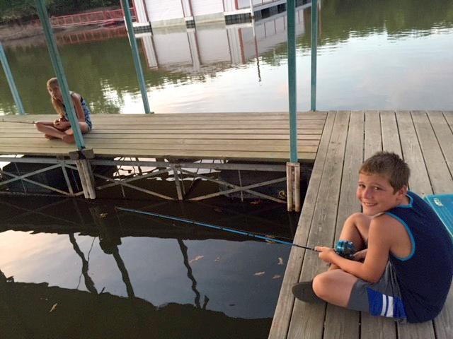 fishing dock