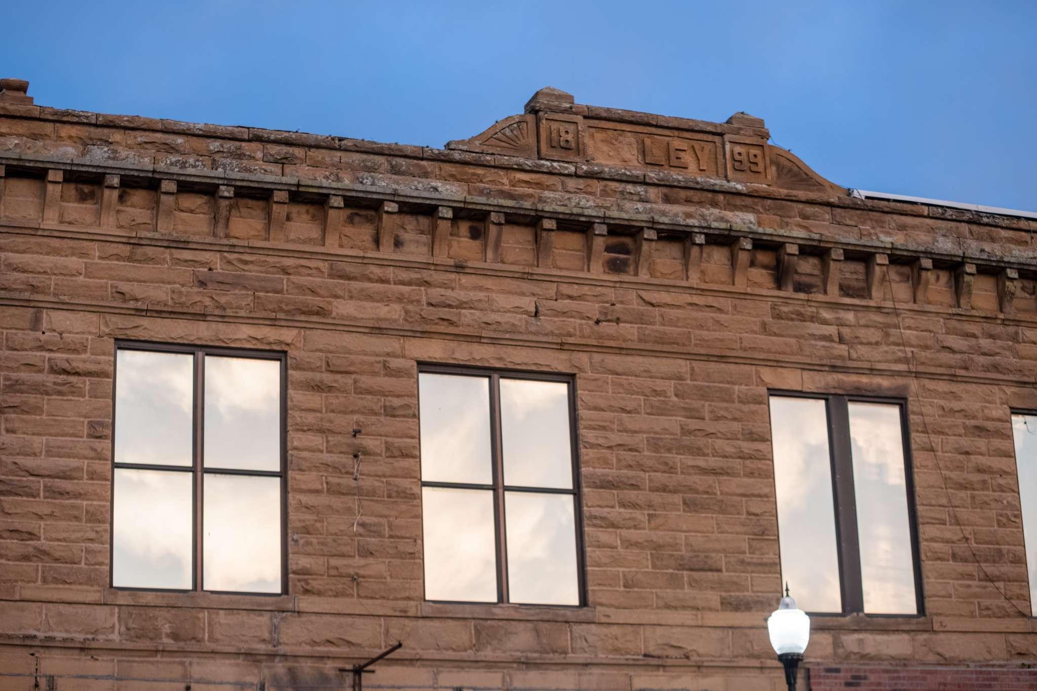 Eufaula, Oklahoma Historic Downtown Architecture