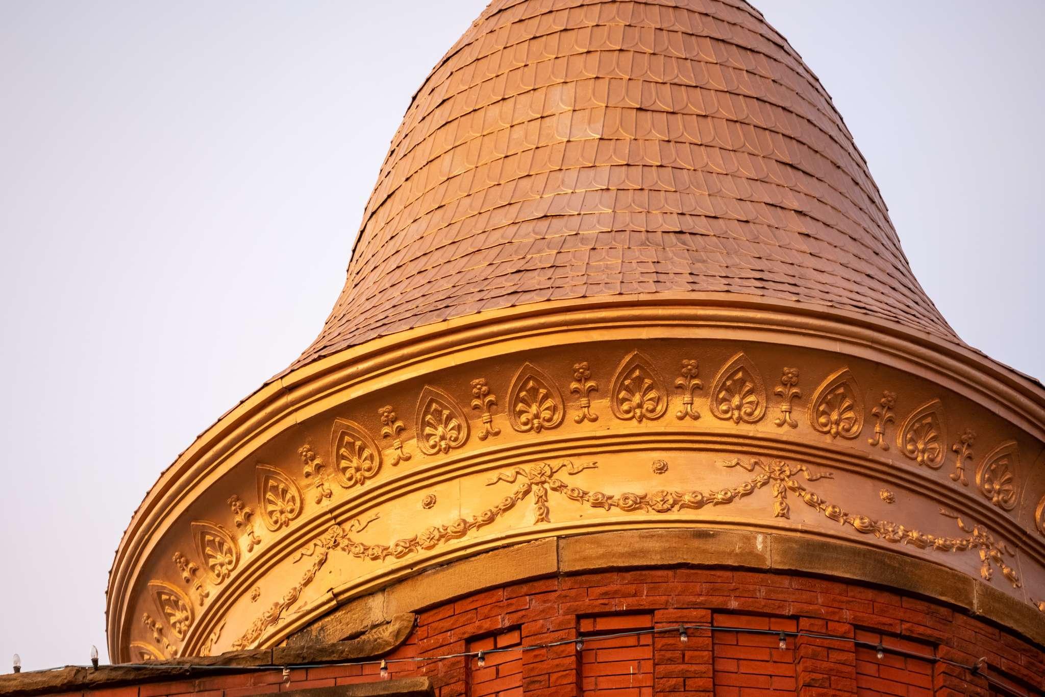 Eufaula, OK Foley Building Dome Historic Downtown