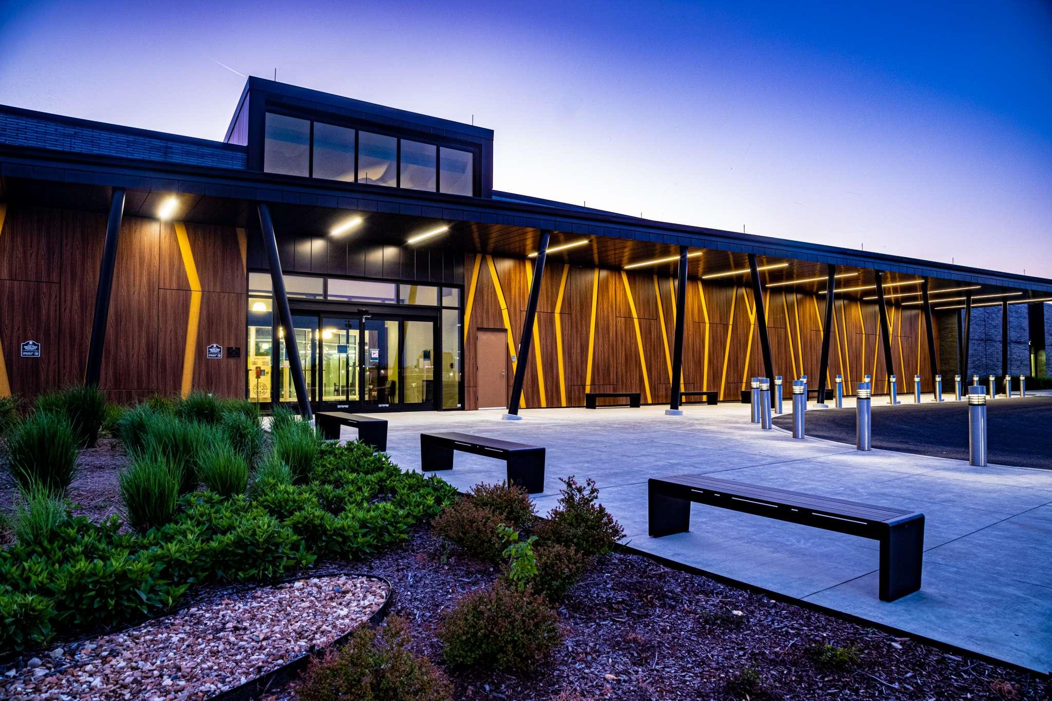 Eufaula, Oklahoma Health Care Center